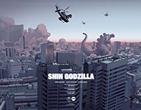 Shin Godzilla Screenprints | Mondo