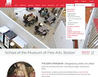 SMFA (School of the Museum of Fine Arts, Boston)