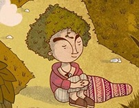Character Design: Sacha