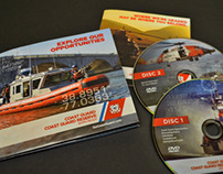 U.S. Coast Guard DVD kit