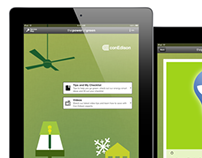 """The Power of Green"" iPad app for Con Edison"