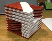 Layered Cube Study