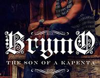 Brymo Olawale-Son Of A Kapenta Album Cover