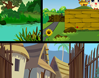 2D Animation Backgrounds