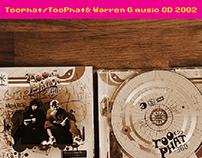 TooPhat CD design 2002