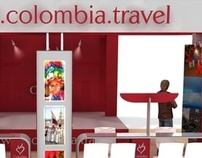 Colombia Exhibition Stand