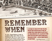 "Evansville City View 2012 Feature — ""Remember When"""