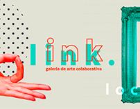 Link. Galeria de Arte Colaborativa