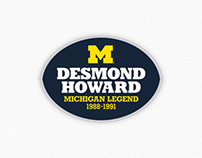 Logo: Michigan Legends - Univ. of Michigan, Athletics