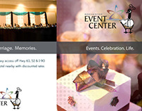 Event Center Brochure