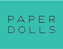 Paper Dolls Rebranding - 2015