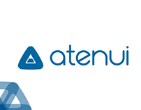 Atenui industries - Visual Identity