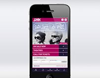 SHN Mobile Site