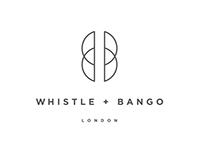 Whistle + Bango Brand Design