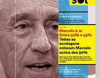 Jornal SOL I Cover Redesign