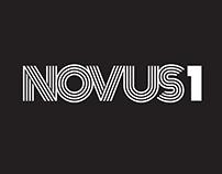 NOVUS1 brand identity