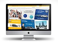 Renault - Présentation du site