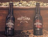 Bastiana. Craft Brewing Beer