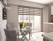 New Perspective - Apartment Interior Design