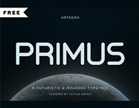 FREE | Primus typeface