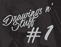 Drawings N' Stuff 1