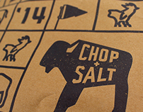 Chop and Salt