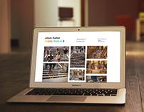 Jitish Kallat - Public Notice 3 Website