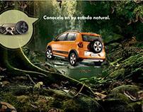 Crossfox VW