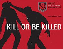 Kill or Be Killed Podcast Logo