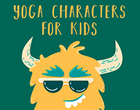 Yoga Characters For Kids