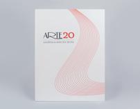 ARTE20 - book design