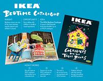 IKEA | Bedtime Catalogue