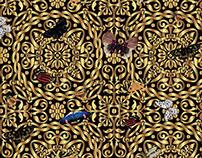 coleção de estamparia - conto de fadas