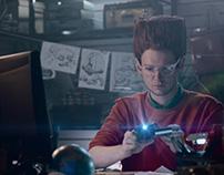Lenovo Pocket Projector, Mr Smarthead #goodweird