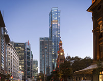Pictury for SOM / 505 George St