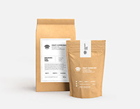 Free* Craft Paper Bags Mockup
