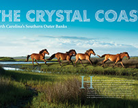 Cary Living - Crystal Coast feature