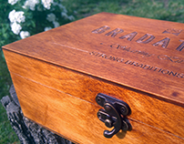 BRADATA'S Shaving Gift Box