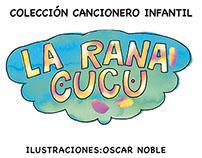 Ilustración de libro infantil para pre-lectores