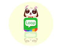 Loop -messenger app-