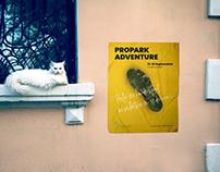 ProPark Adventure Poster