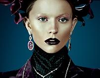 Harpers Bazaar Ukraine / Аlchemy