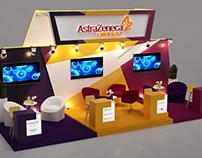 astrazeneca booth
