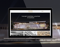 Website for Shopping Center