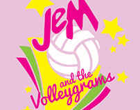 Jem and the Volleygrams