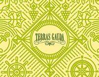 Lines and vines. Terras Gauda 2015
