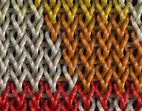"""Adidas"" (CGI) Knitting R&D"
