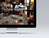 The Dream Away Lodge Website Redesign
