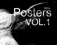 Poster Design Vol. 1