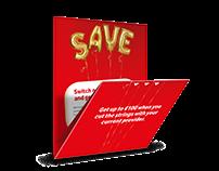 Direct Mailer - Vodafone